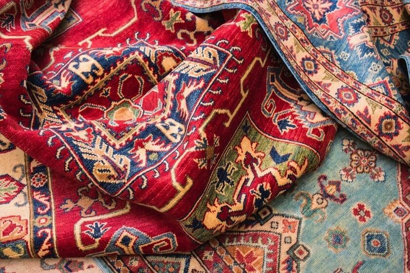کارخانه قالیشویی تهران گلها