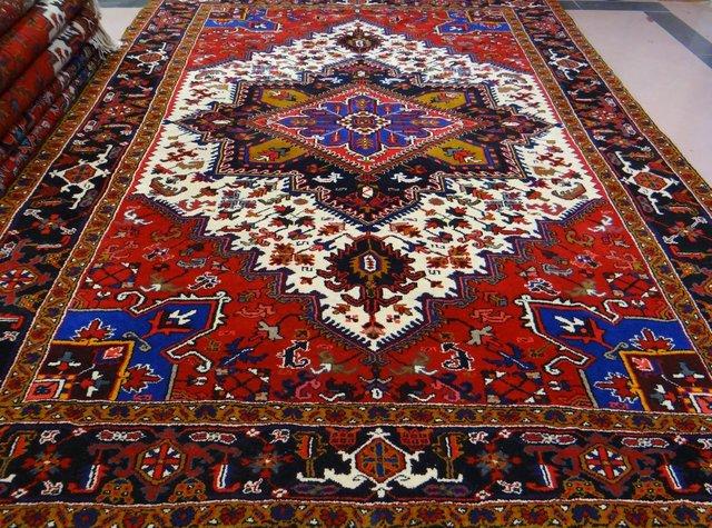 کارخانه قالیشویی تندیس کاران تهران