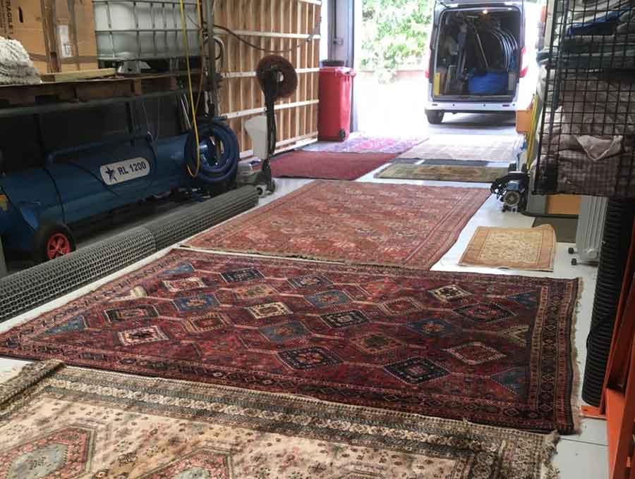 کارخانه قالیشویی مجاز دنیا