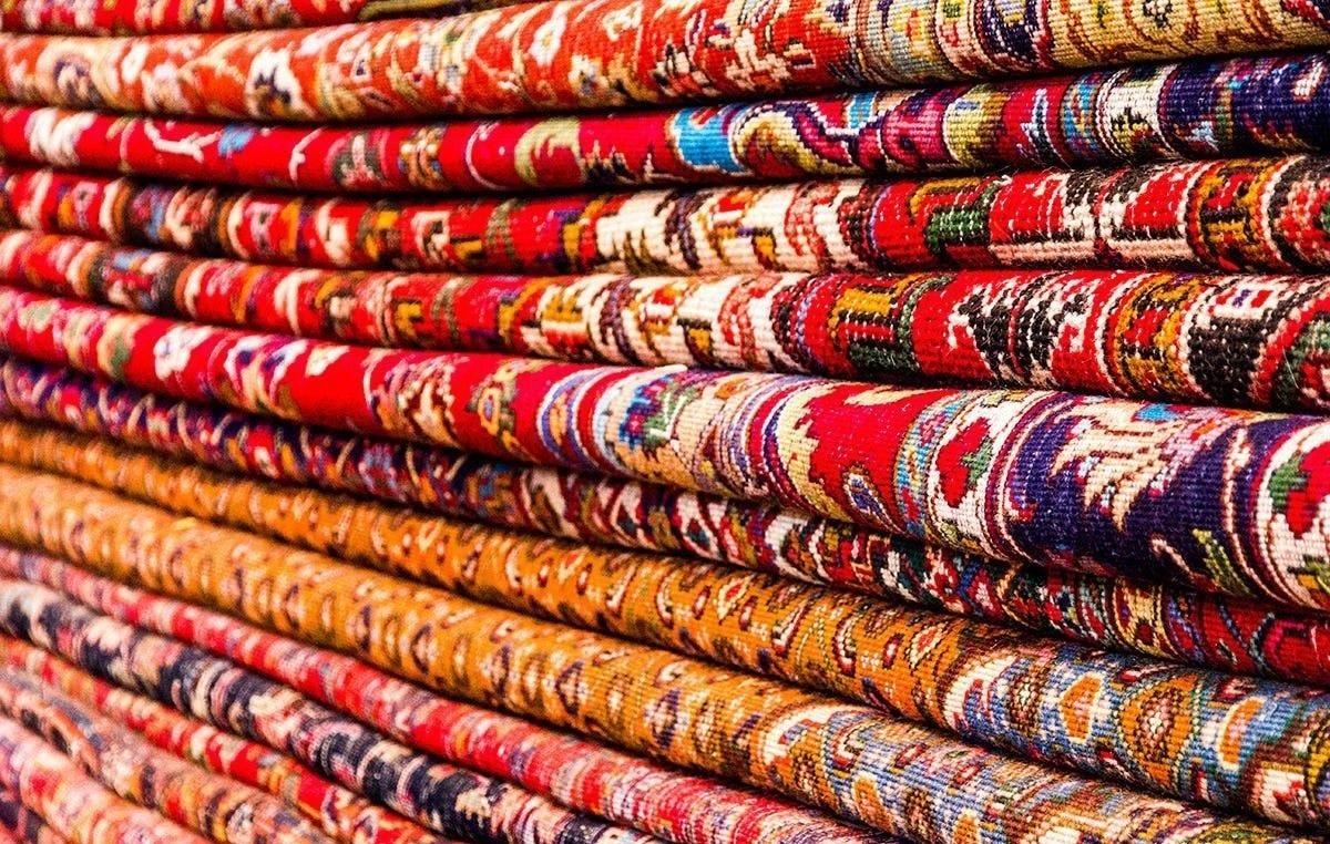 کارخانه قالیشویی غرب تهران
