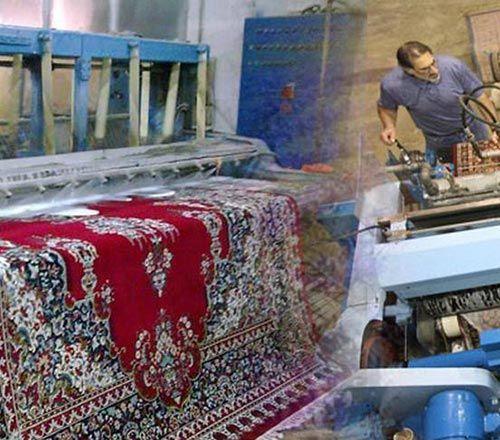 قالیشویی آسمان شرق بزگترین قالیشویی مشهد مقدس با سرویس رایگان در مشهد