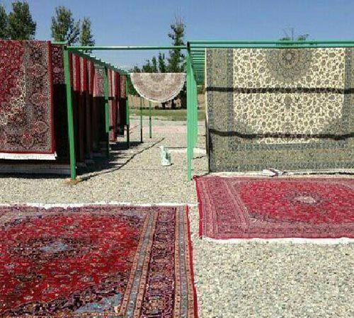 کارخانه قالیشویی مروستی کلیه خدمات قالیشویی انواع فرشهای ایرانی و نفیس در محدوده نازی آباد