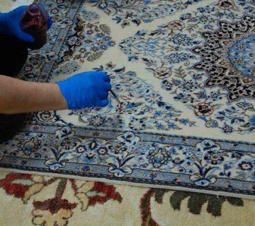 کارخانه بزرگ قالیشویی عرفان قم