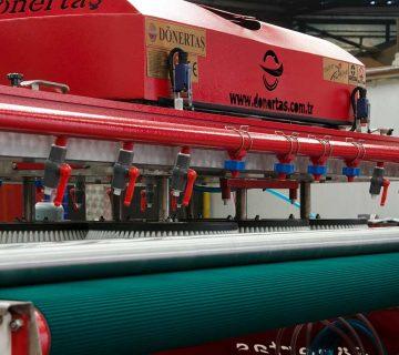 گروه فنی ترکی سازنده ماشین آلات قالیشویی