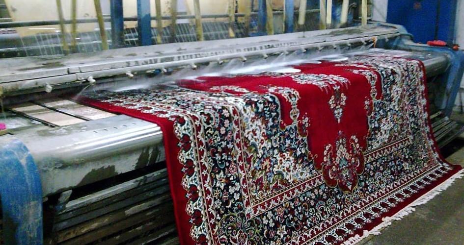 کارخانه قالیشویی و مبل شویی میعاد