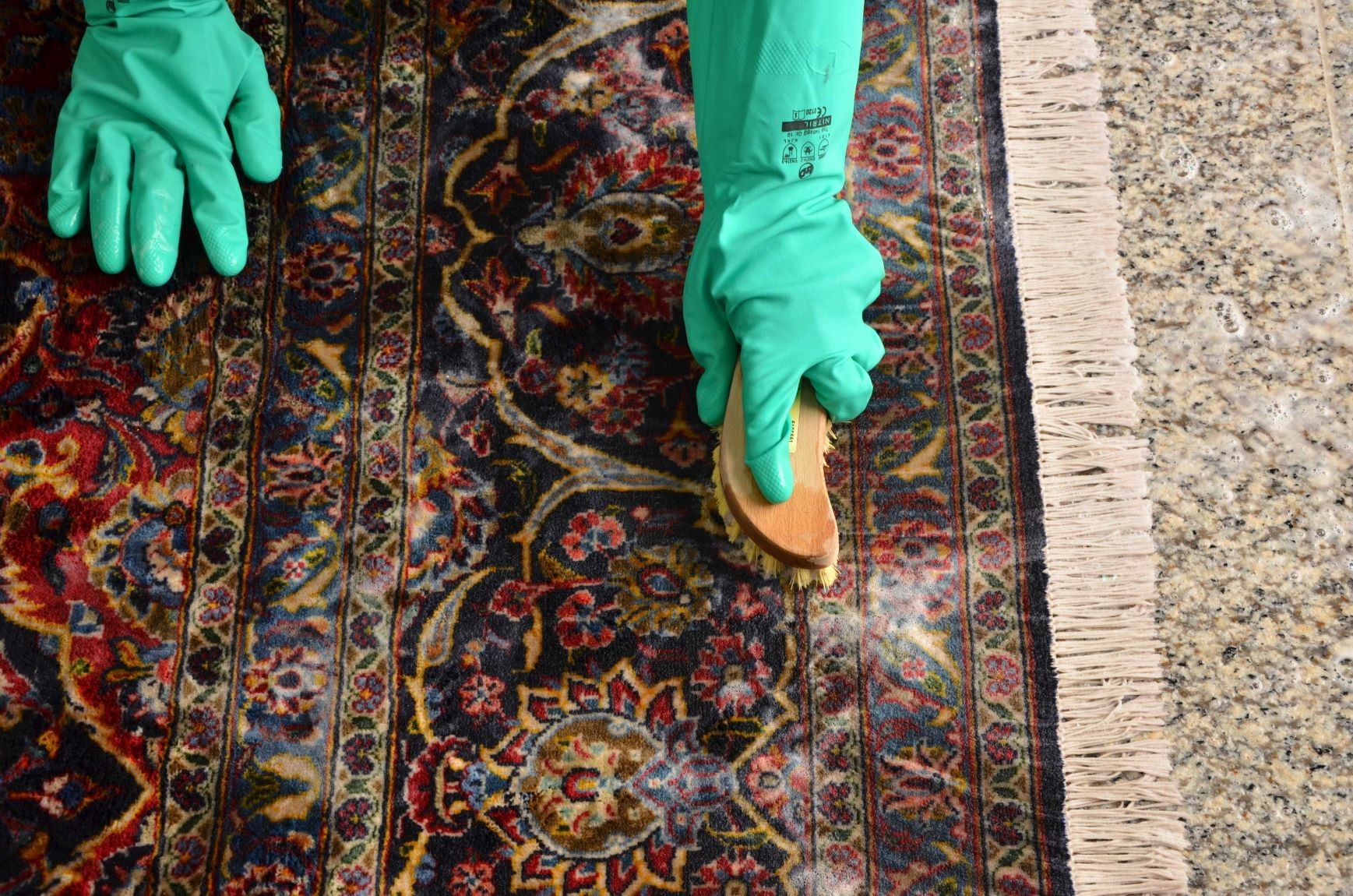قالیشویی هگمتانه در همدان