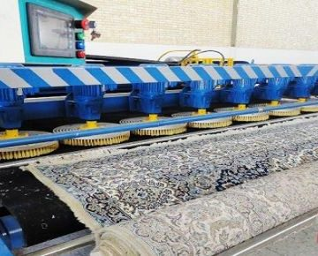کارخانه قالیشویی خانه به خانه تهران
