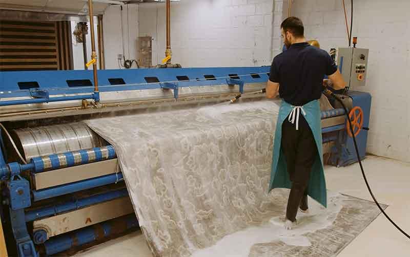 راه اندازی قالیشویی