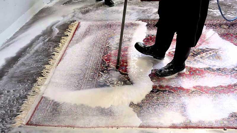 قیمت قالیشویی در تبریز