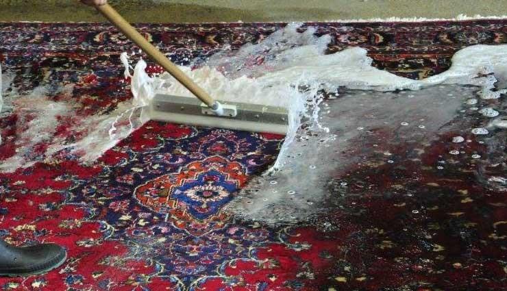 قالیشویی و مبل شویی نقش جهان تهران