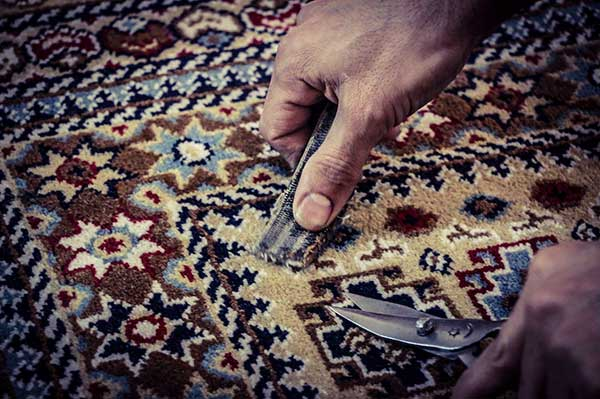 قالیشویی نزدیک گیشا و کوی نصر