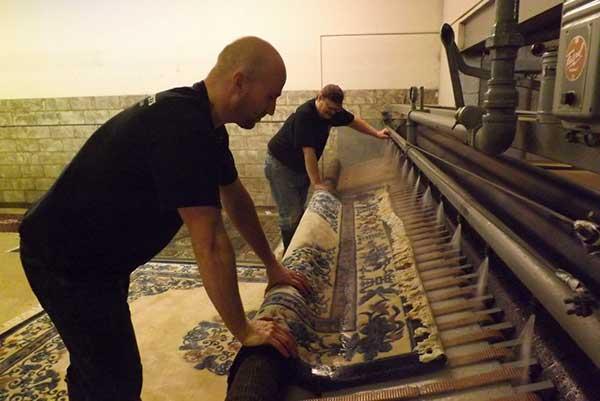 بهترین قالیشویی در شهر مشهد