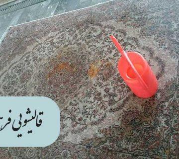 قالیشویی فرهی قزوین