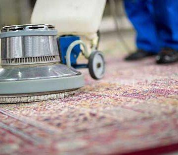 قالیشویی شوریده