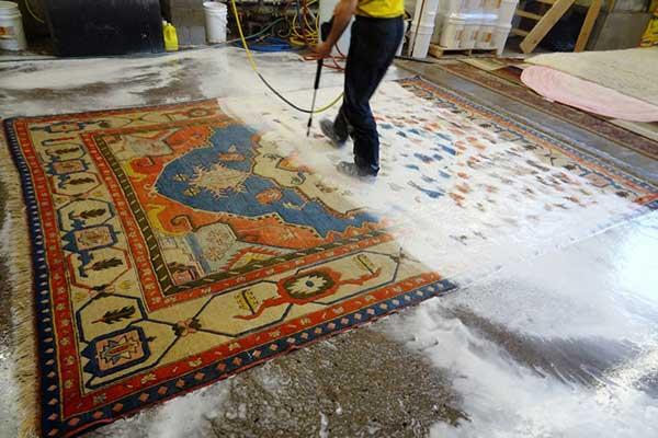 قالیشویی در حصارک
