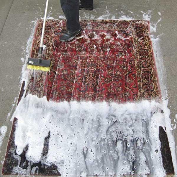 قالیشویی کلاک کرج