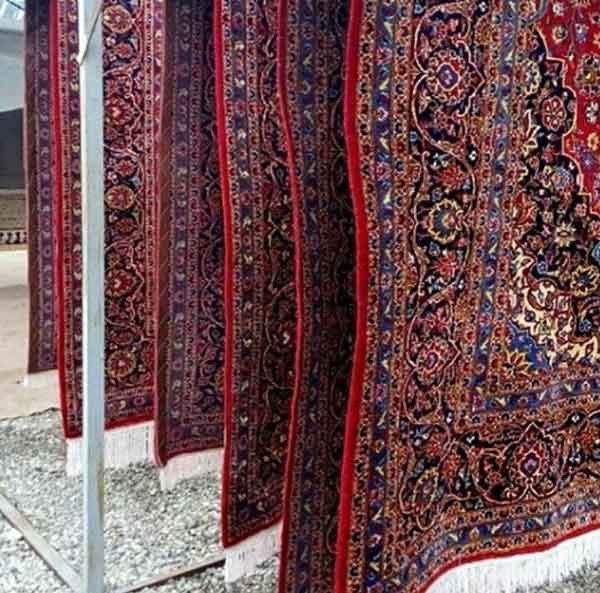 قالیشویی مهر قزوین