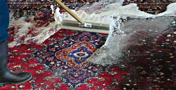 قالیشویی خوب و نزدیک در شهریار اندیشه و باغستان