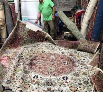 قالیشویی گوهرشاد مشهد