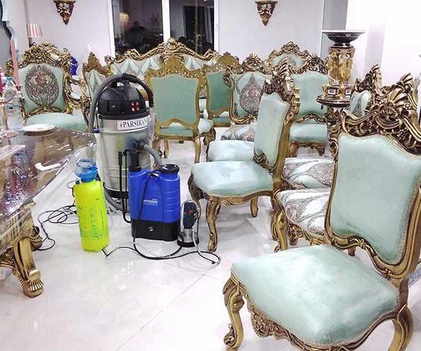 مبل شویی پارسیان در چالوس