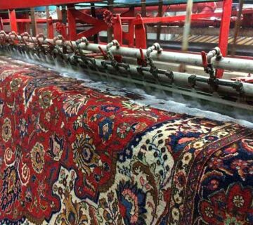 مزایای سپردن فرش به قالیشویی های مجاز