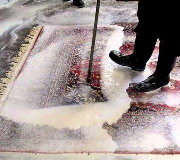 آشنایی با قدیمی ترین قالیشویی کرج