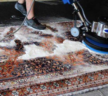 تاثیر شستشوی منظم فرش در افزایش طول عمر آن