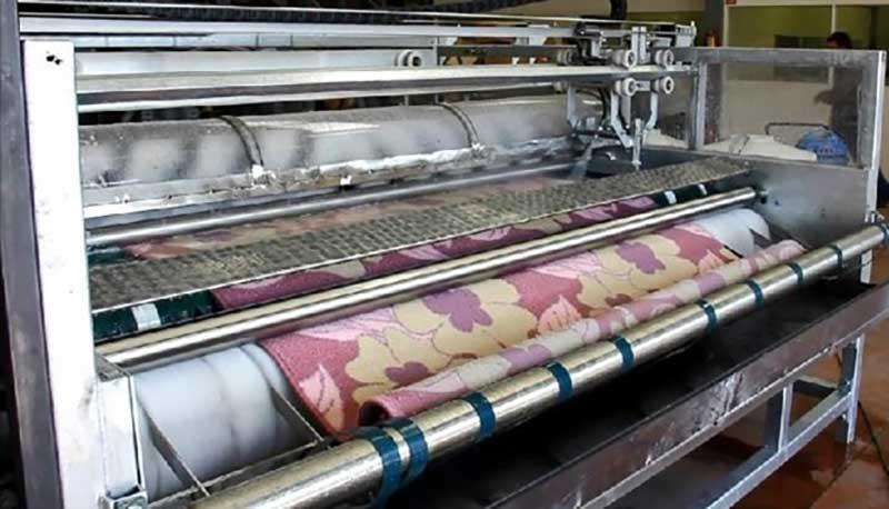قالیشویی در جیحون