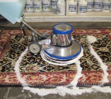قالیشویی در شریعتی