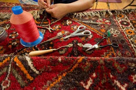 قالیشویی در یافت آباد