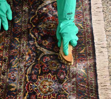 شستشوی فرش و معرفی مواد شوینده
